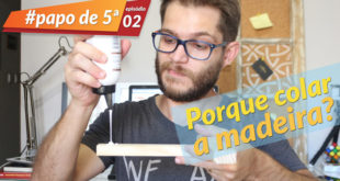 porque colar as madeiras diy