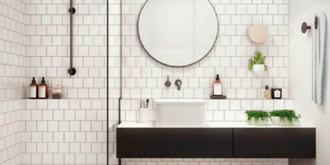 Como montar um banheiro escandinavo | Lançamentos