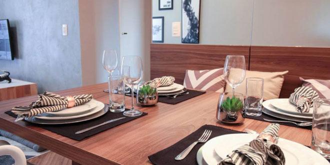 DIY Como fazer uma mesa de jantar barata Studio1202