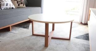 como fazer uma mesa de centro barata linda e fácil