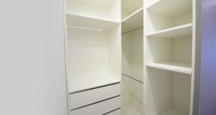 fazer um closet