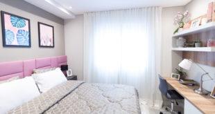 transformação do quarto de casal