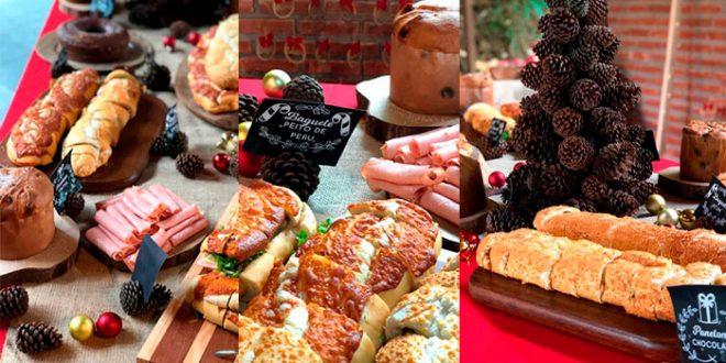 mesa de natal barata bolinhas de natal com pinhas em toalha vermelha com juta tags de cardápio tábuas de madeira e árvore de pinha bolinhas de natal com nome árvore de natal de parede