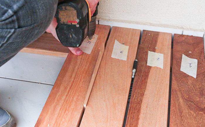 Como fazer deck para varanda